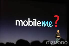 Mobile Me Question